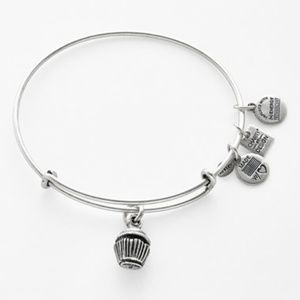 cupcake alex and ani bracelet